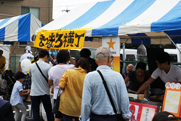 ザ・フェスタ栄通り風景5